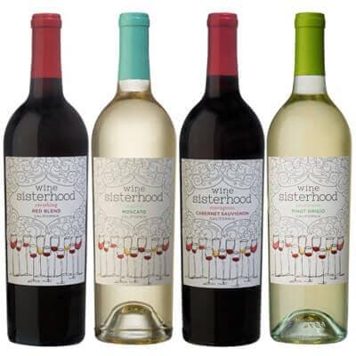 Wine Sisterhood  - Bottle Image